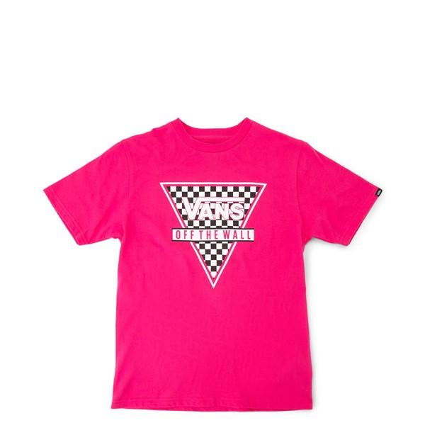 Vans Classic Triangle V Tee - Little Kid / Big Kid - Pink