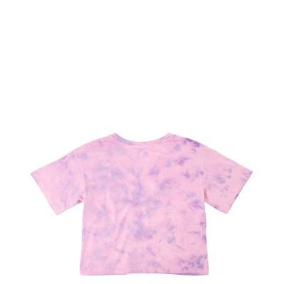 Alternate view of Champion Sun Wash Tee - Little Kid / Big Kid - Pink Tie Dye