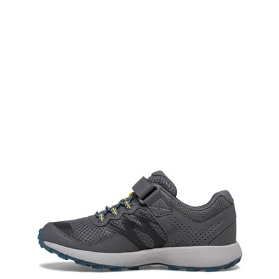 Alternate view of Merrell Nova 2 Sneaker - Little Kid / Big Kid - Monument Gray
