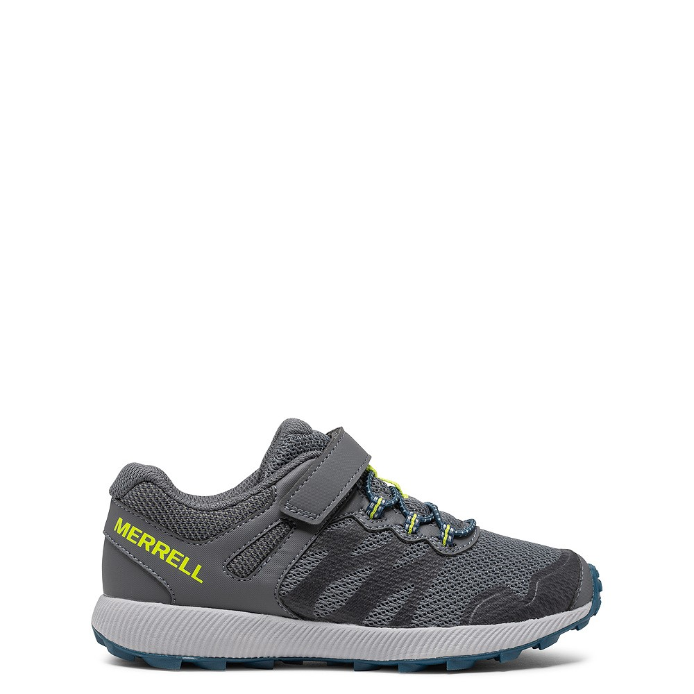 Merrell Nova 2 Sneaker - Little Kid / Big Kid - Monument Gray