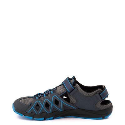 Alternate view of Merrell Hydro Quench Sandal - Big Kid - Navy