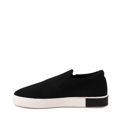 Alternate view of Mens Strauss and Ramm Slip On Casual Shoe - Black