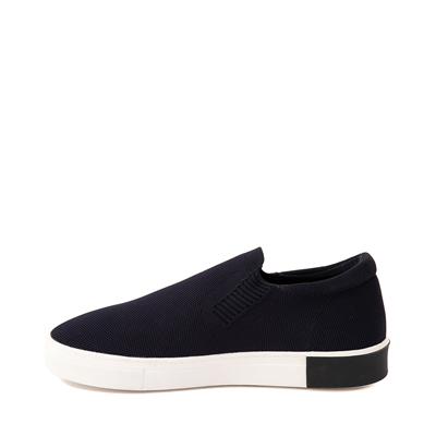 Alternate view of Mens Strauss and Ramm Slip On Casual Shoe - Navy