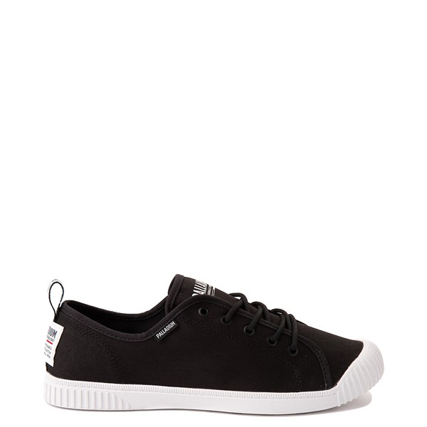 Main view of Womens Palladium Easy Sneaker - Black