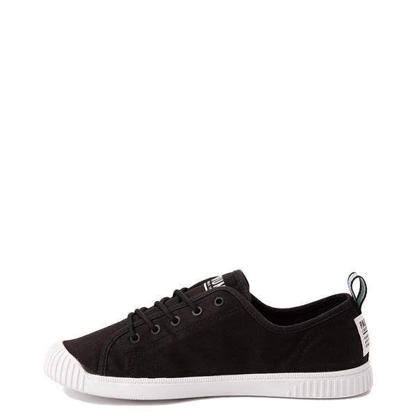 alternate view Womens Palladium Easy Sneaker - BlackALT1