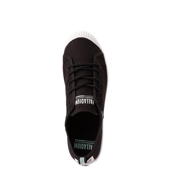 alternate view Womens Palladium Easy Sneaker - BlackALT2