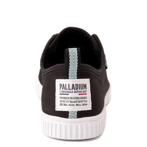 alternate view Womens Palladium Easy Sneaker - BlackALT4