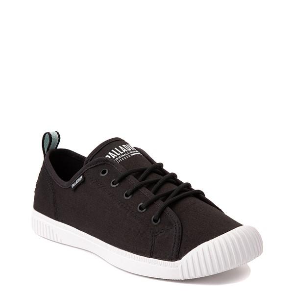 alternate view Womens Palladium Easy Sneaker - BlackALT5