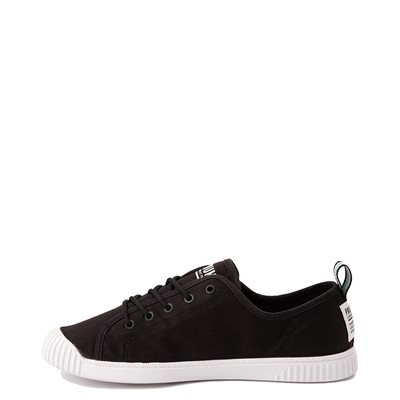 Alternate view of Womens Palladium Easy Sneaker - Black
