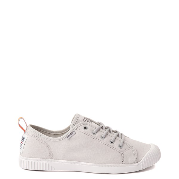 Main view of Womens Palladium Easy Sneaker - Vapor
