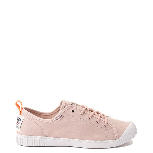 Main view of Womens Palladium Easy Sneaker - Peach Whip