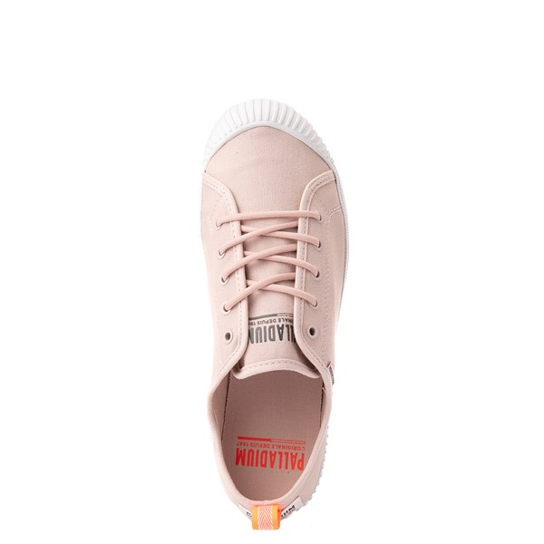 alternate view Womens Palladium Easy Sneaker - Peach WhipALT2