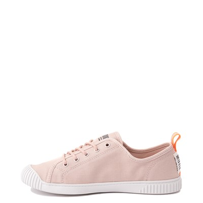 Alternate view of Womens Palladium Easy Sneaker - Peach Whip