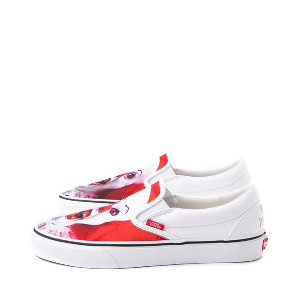 alternate view Vans x Horror Slip On It Skate Shoe - WhiteALT1B