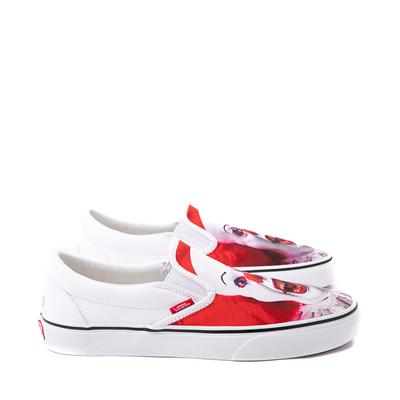 Alternate view of Vans x Horror Slip On It Skate Shoe - White