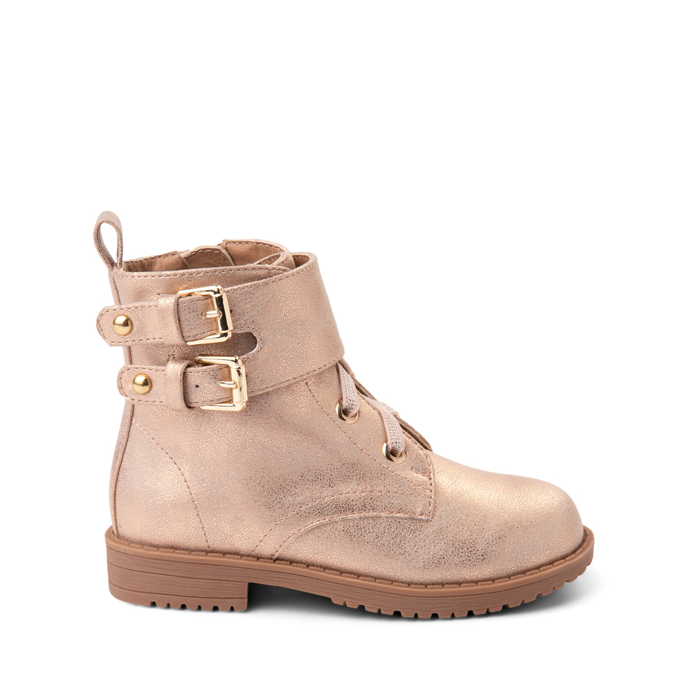 MIA Mai Hiker Boot - Toddler / Little Kid - Rose Gold