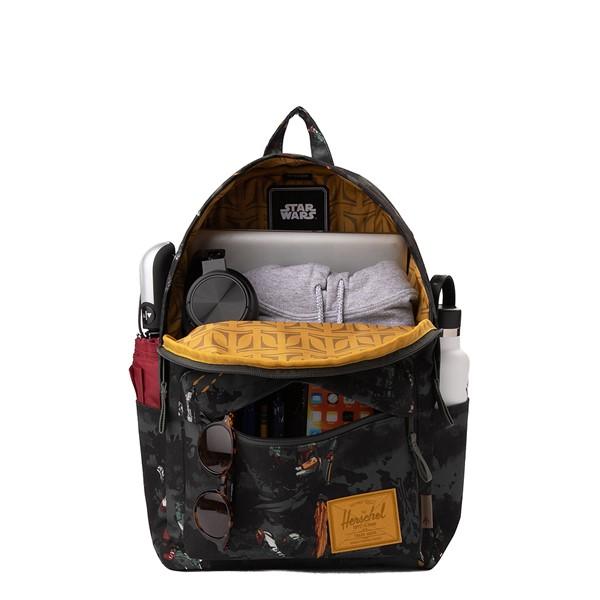 alternate view Star Wars™ x Herschel Supply Co. Boba Fett Classic XL Backpack - GrayALT1