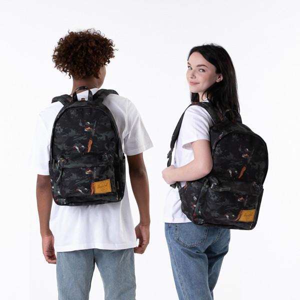 alternate view Star Wars™ x Herschel Supply Co. Boba Fett Classic XL Backpack - GrayALT1BADULT