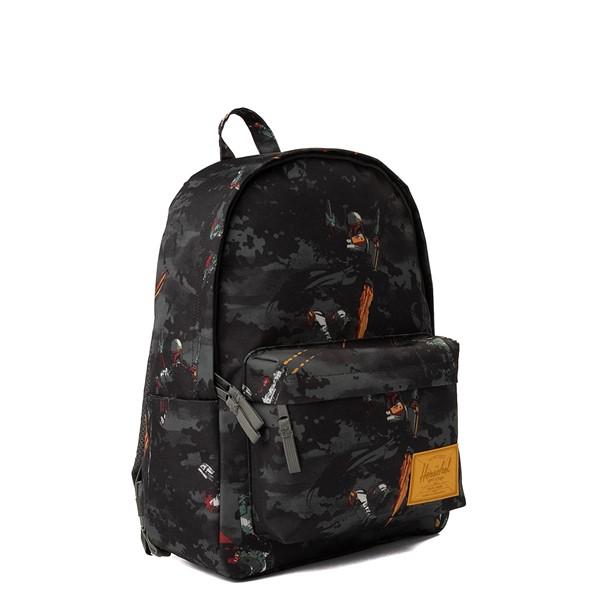 alternate view Star Wars™ x Herschel Supply Co. Boba Fett Classic XL Backpack - GrayALT4B