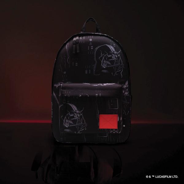 alternate view Star Wars™ x Herschel Supply Co. Darth Vader Classic XL Backpack - BlackALT1B