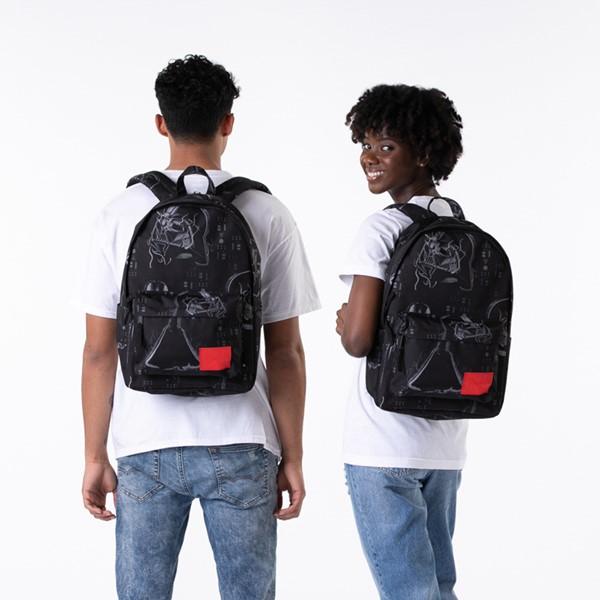 alternate view Star Wars™ x Herschel Supply Co. Darth Vader Classic XL Backpack - BlackALT1BADULT