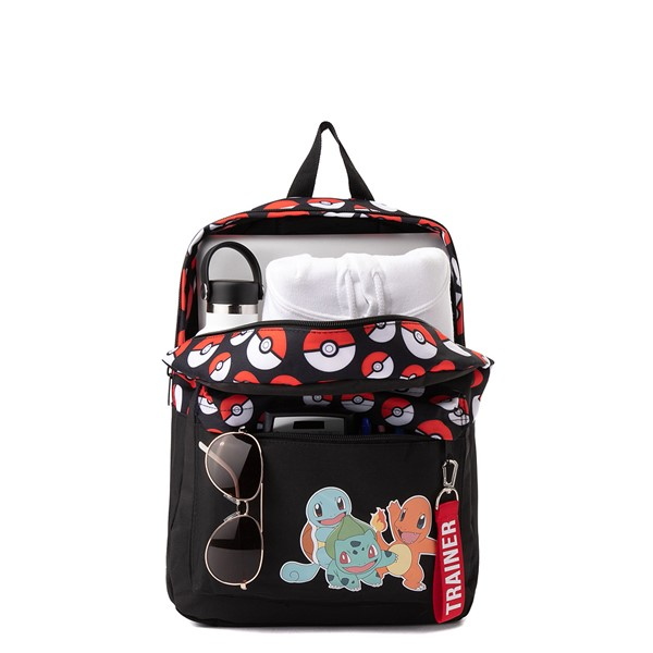 alternate view Pokemon Trainer Backpack - BlackALT1
