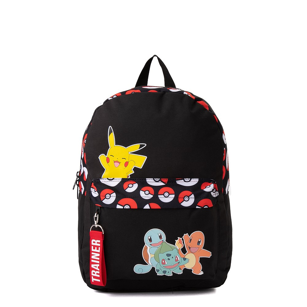 Pokemon Trainer Backpack - Black