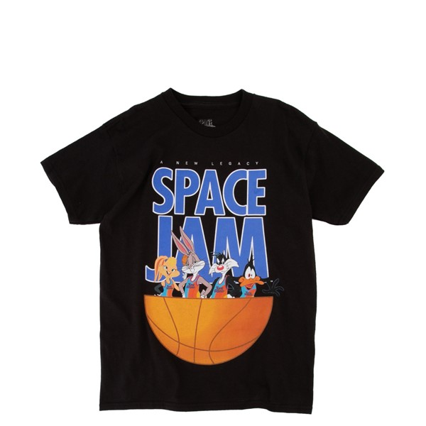 Main view of Space Jam: A New Legacy Tee - Little Kid / Big Kid - Black