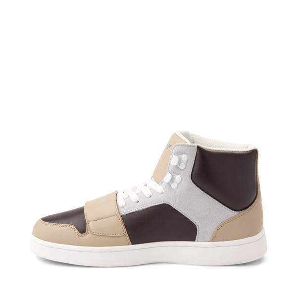 alternate view Mens Creative Recreation Cesario Hi XXI Sneakers - TanALT1