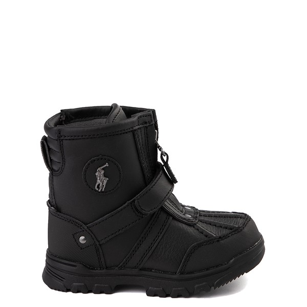 Main view of Conquered Boot by Polo Ralph Lauren - Baby / Toddler - Black