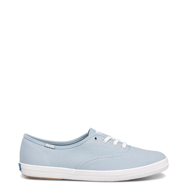 Womens Keds Champion Original Casual Shoe - Ashley Blue