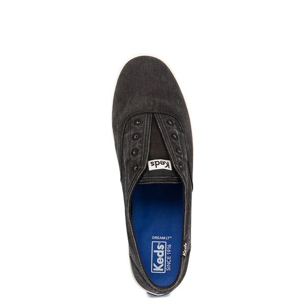 alternate view Womens Keds Chillax Casual Shoe - CharcoalALT2