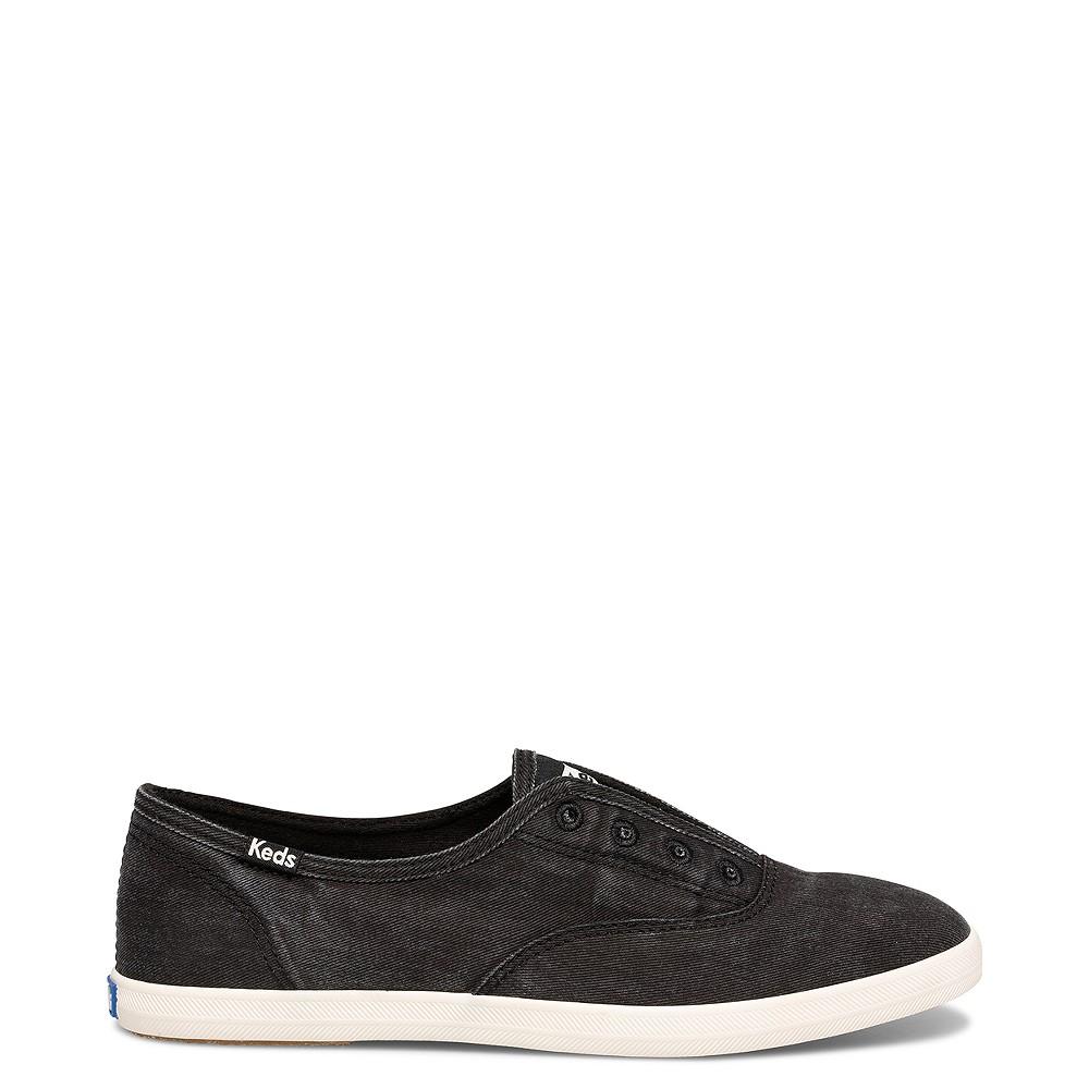 Womens Keds Chillax Casual Shoe - Charcoal