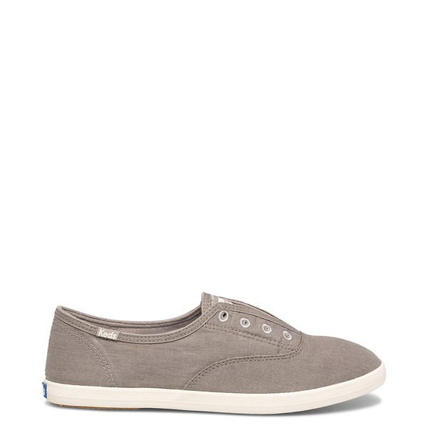 Main view of Womens Keds Chillax Casual Shoe - Dazzle Gray