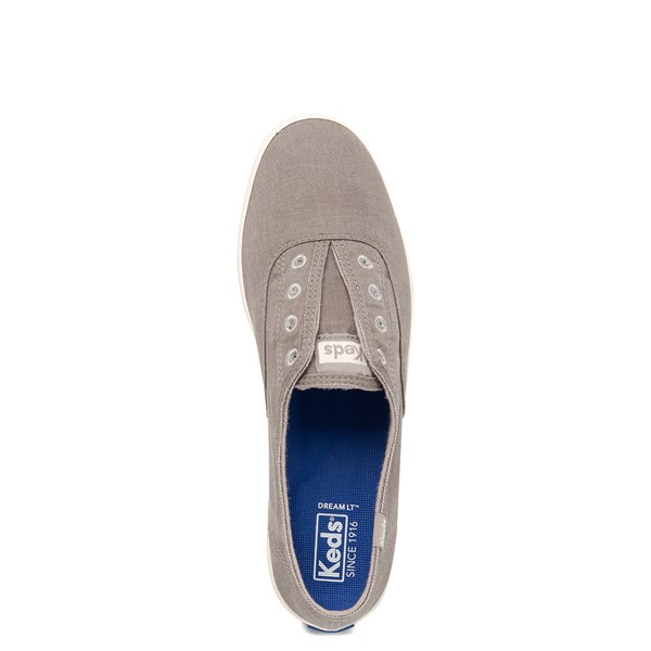 alternate view Womens Keds Chillax Casual Shoe - Dazzle GrayALT2