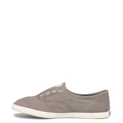 Alternate view of Womens Keds Chillax Casual Shoe - Dazzle Gray