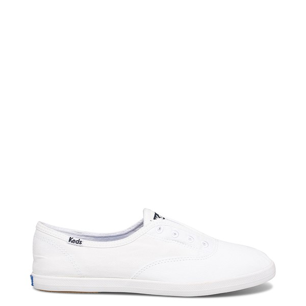 Womens Keds Chillax Casual Shoe - White