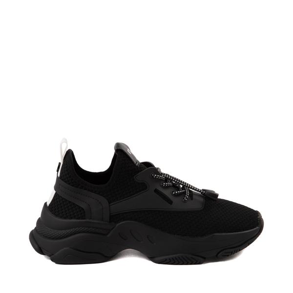 Main view of Womens Steve Madden Myles Athletic Shoe - Black Monochrome