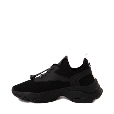 Alternate view of Womens Steve Madden Myles Athletic Shoe - Black Monochrome