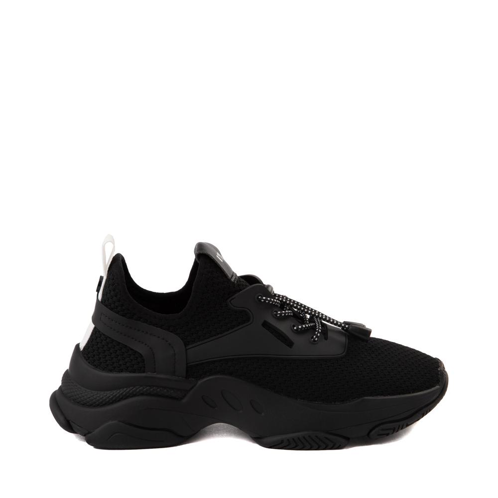 Womens Steve Madden Myles Athletic Shoe - Black Monochrome