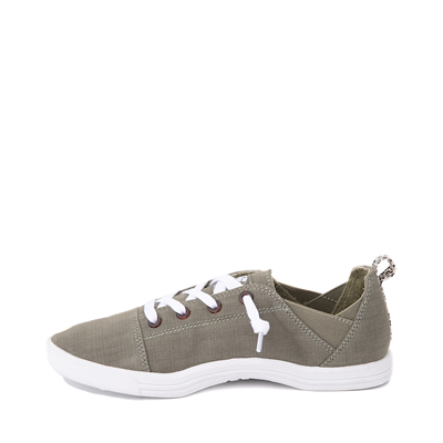 Alternate view of Womens Roxy Libbie Slip On Casual Shoe - Olive
