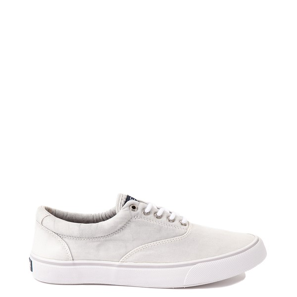 Main view of Mens Sperry Top-Sider Striper II Casual Shoe - Vapor Gray