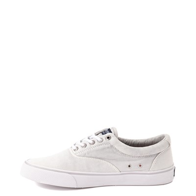 Alternate view of Mens Sperry Top-Sider Striper II Casual Shoe - Vapor Gray