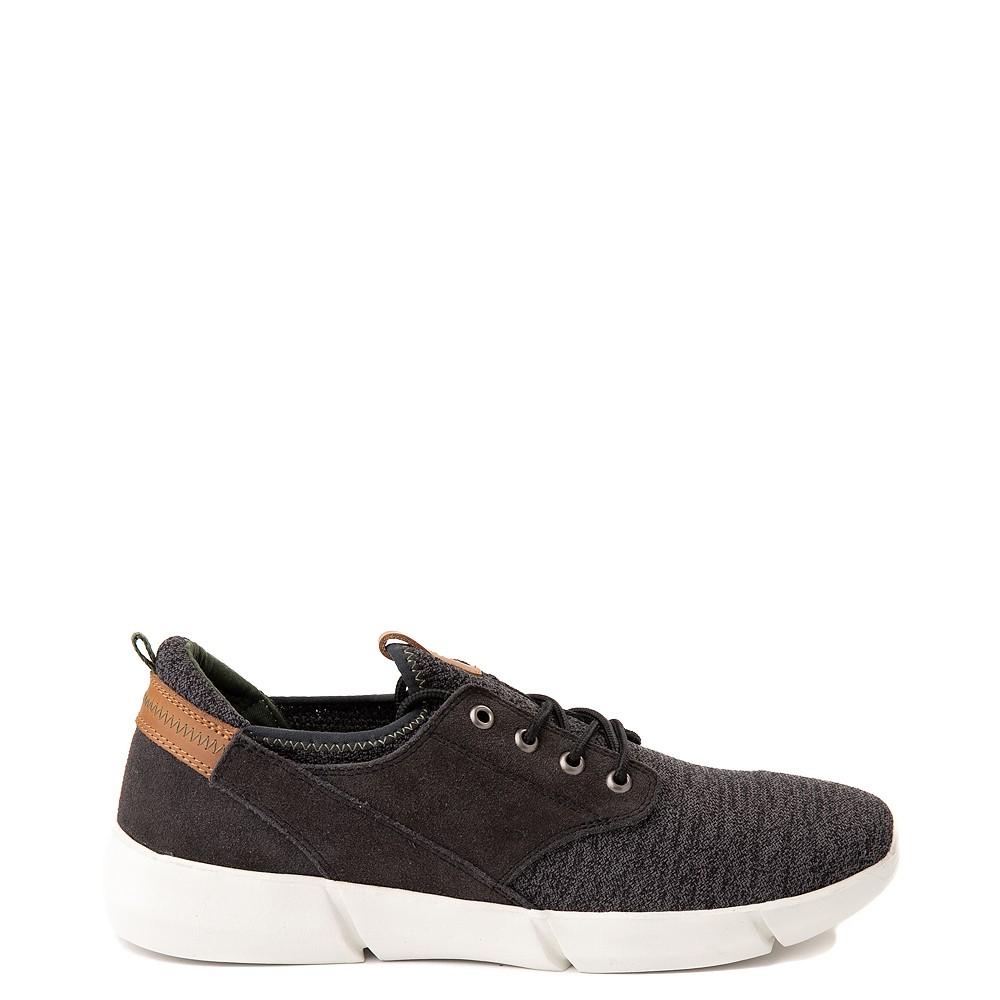 Mens Crevo Alder Casual Shoe - Charcoal