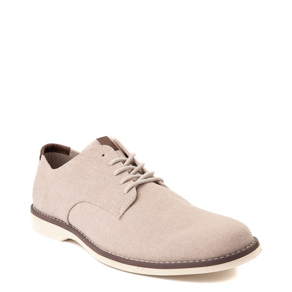 alternate view Mens Crevo Buddy Oxford Casual Shoe - KhakiALT5