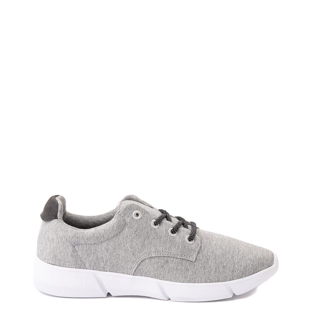 Mens Crevo Hodges Casual Shoe - Light Gray