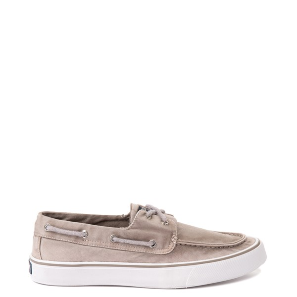 Main view of Mens Sperry Top-Sider Bahama II Boat Shoe - Taupe