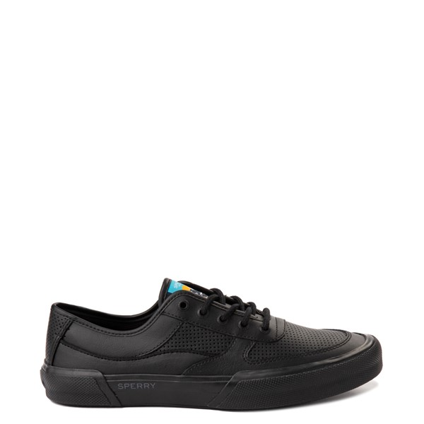Main view of Mens Sperry Top-Sider Soletide Sneaker - Black Monochrome
