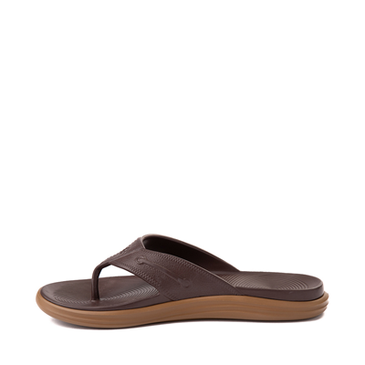 Alternate view of Mens Sperry Top-Sider Windward Float Sandal - Brown / Gum