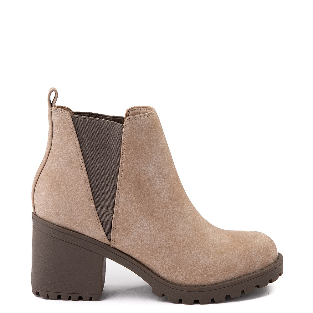 Womens Dirty Laundry Lisbon Chelsea Boot - Natural